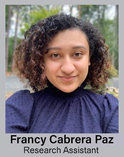 Francy Cabrera Paz lab member